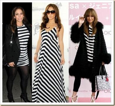roupas-listradas-moda-2011 famosas