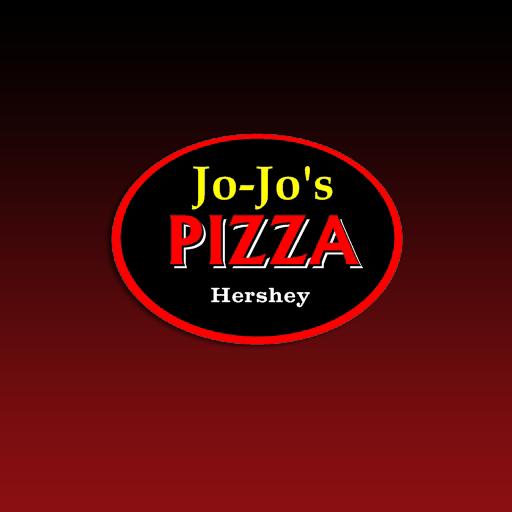 Jo-Jo's Pizza Hershey LOGO-APP點子