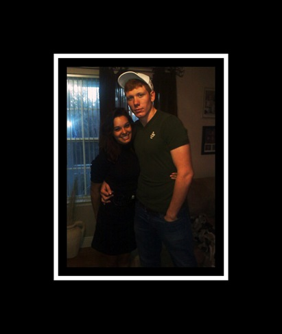 Hunter Morgan & Jessica Ryans_pICwITHfRAME