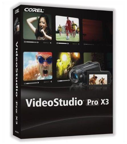 Corel Video Studio Pro X3 Final