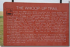Whoop-Up Trail