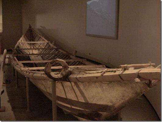 Moose Skin Boat