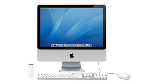 Apple's Shows The New iMac