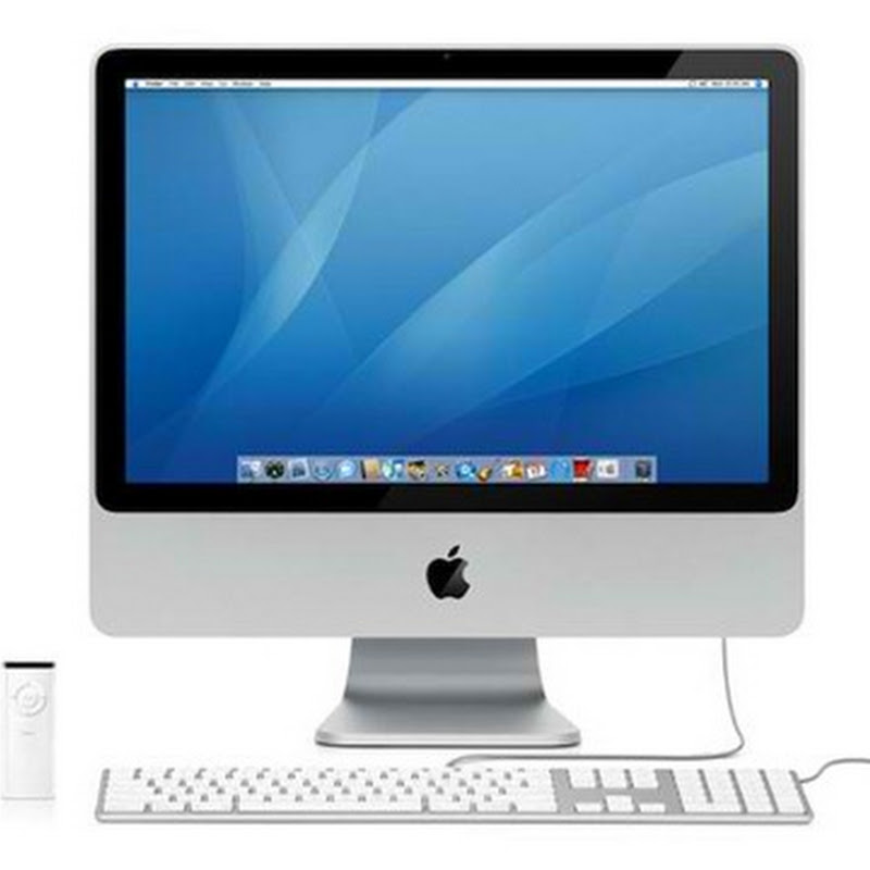 Apple Shows The New iMac