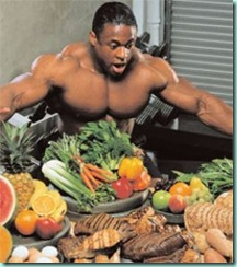 Bodybuildind food