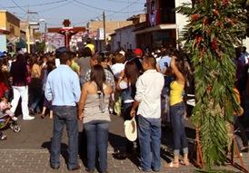 1 May Parade Spectators
