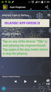 Surah Mulk MP3 - screenshot