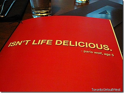 Isn't life delicious!!!