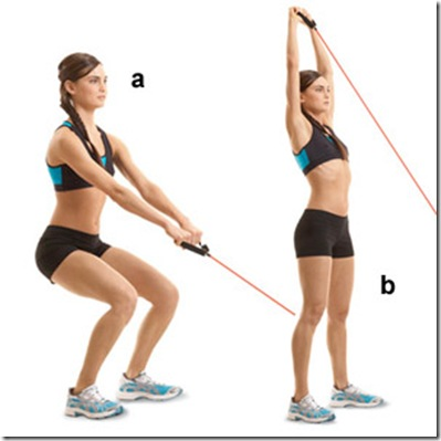 squat-high-pull