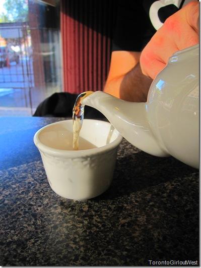 Tea pour