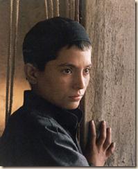 Marina Golbahari as Osama