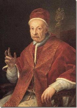 Siervo de Dios Benedicto XIII