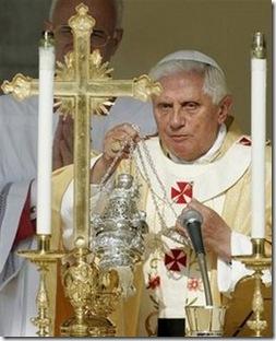 Altar Papal