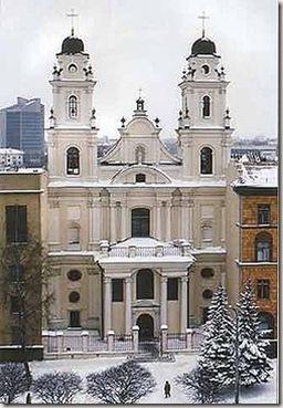 Catedral de Minsk-Mohilev