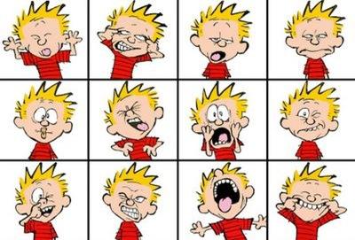Calvin Faces