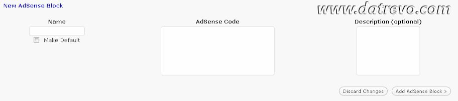 Adsense Deluxe