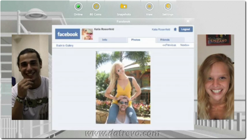 Video Chat Rounds Facebook