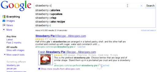 La ricerca su Google diventa Live