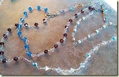 Lottie rosary