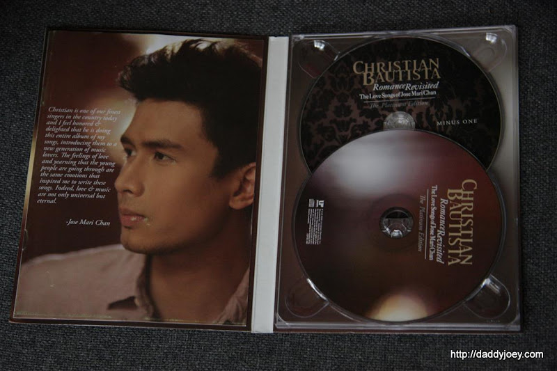 Christian Bautista - Romance Revisited
