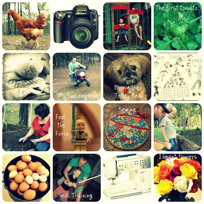 Picnik collage grateful