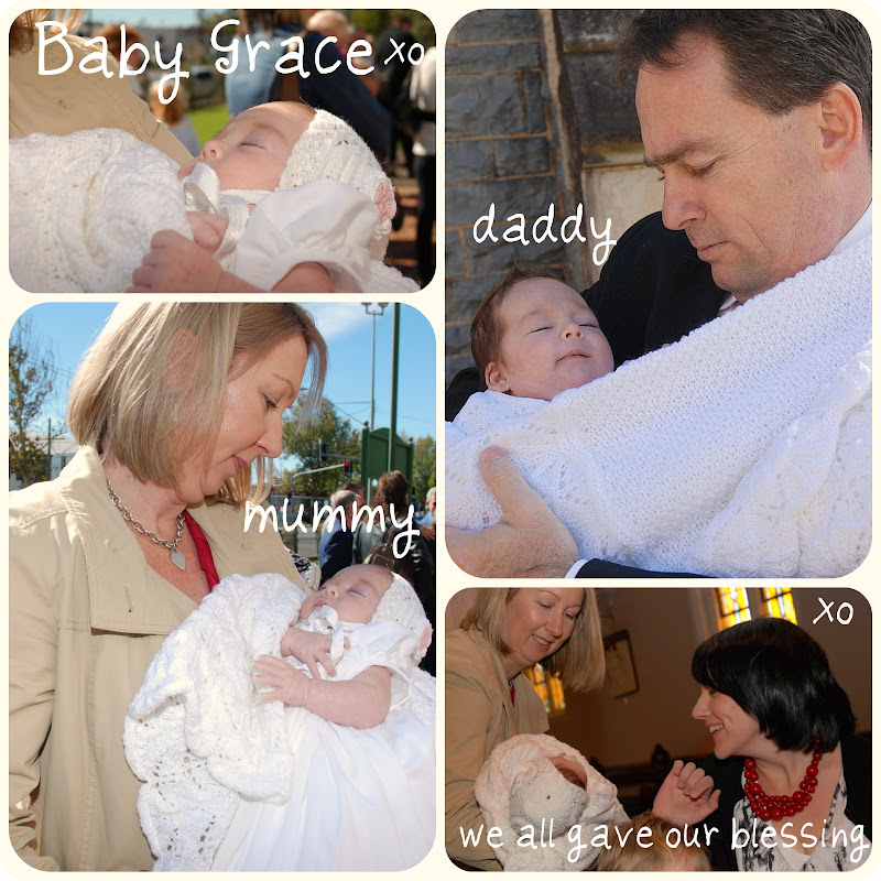 Picnik collage Baby Grace