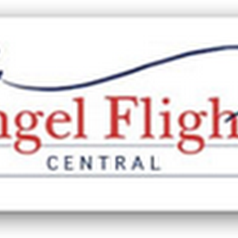 Angel Flights – Free Flights for Patients Needing Medical Care Through Volunteer Efforts