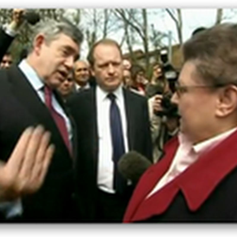 "Gordon Brown's ""Nightmare on Elm Street"" Affair – United Kingdom"