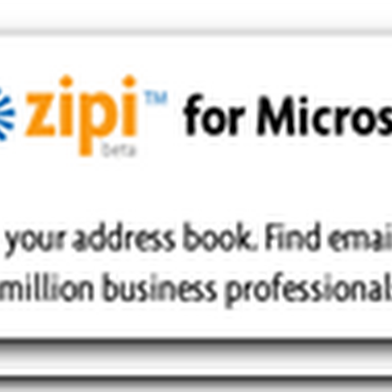 Zoom (ZIPI) Add in for Microsoft Outlook – Zoom Address Book in Outlook