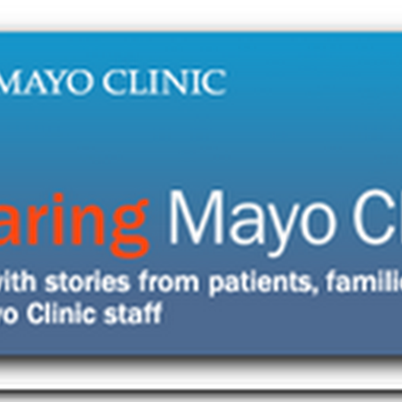 Sharing Mayo Clinic Goes to Facebook and other Social Networks