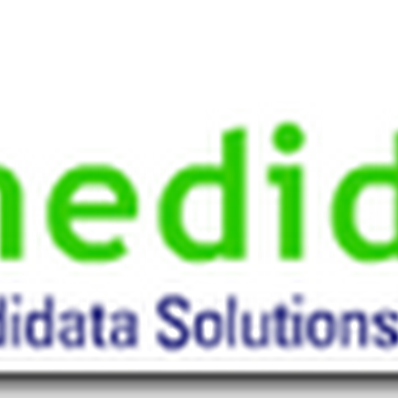 Clinical Trials Vendor Medidata to Go Public