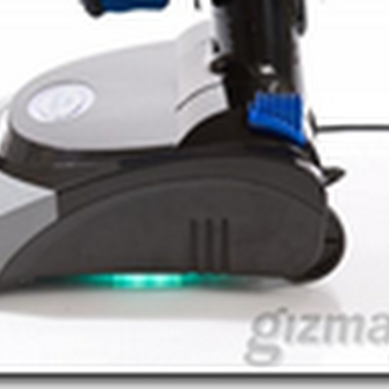Germ-killing vacuum cleaner from Oreck uses UV light