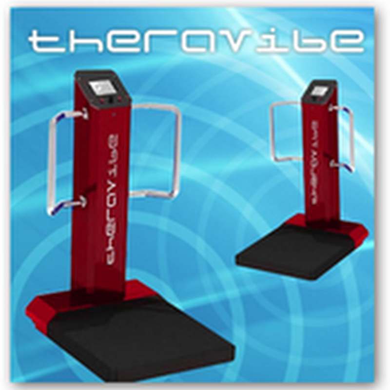 Theravibe Machine Shakes You Up – Alternative Wellness Therapy