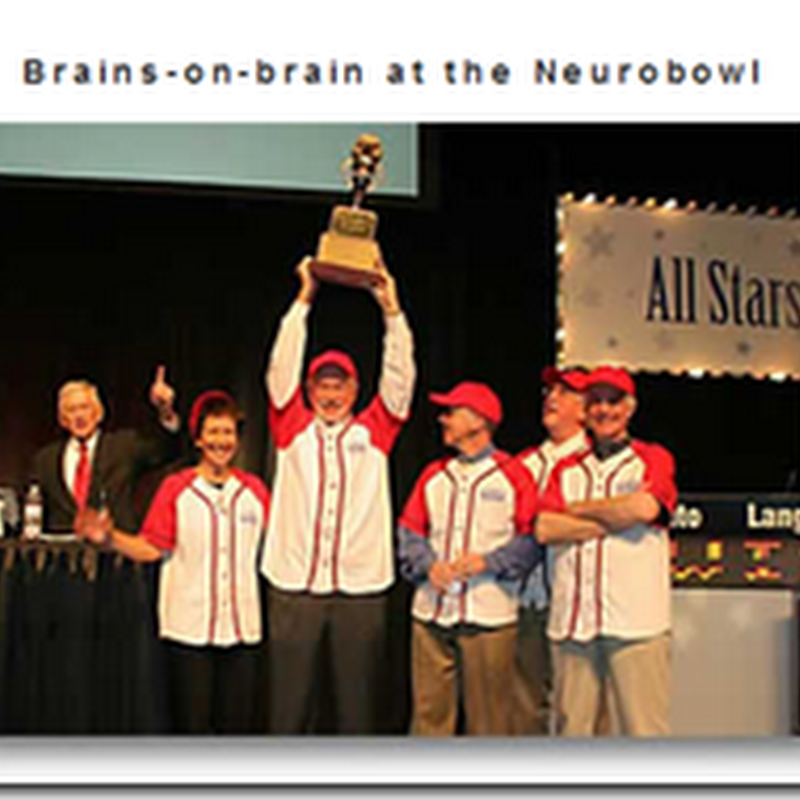What is 'Neurobowl' – New Game Show?