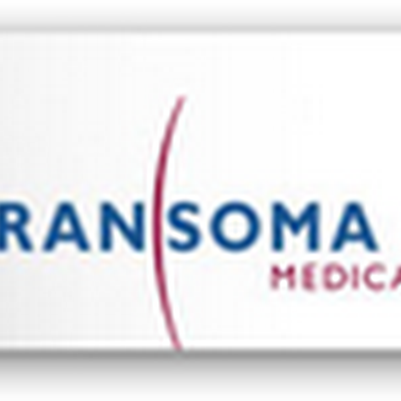 Transoma Medical Receives FDA Marketing Clearance – ECGs on Mobile Handheld Device from Implanted Device