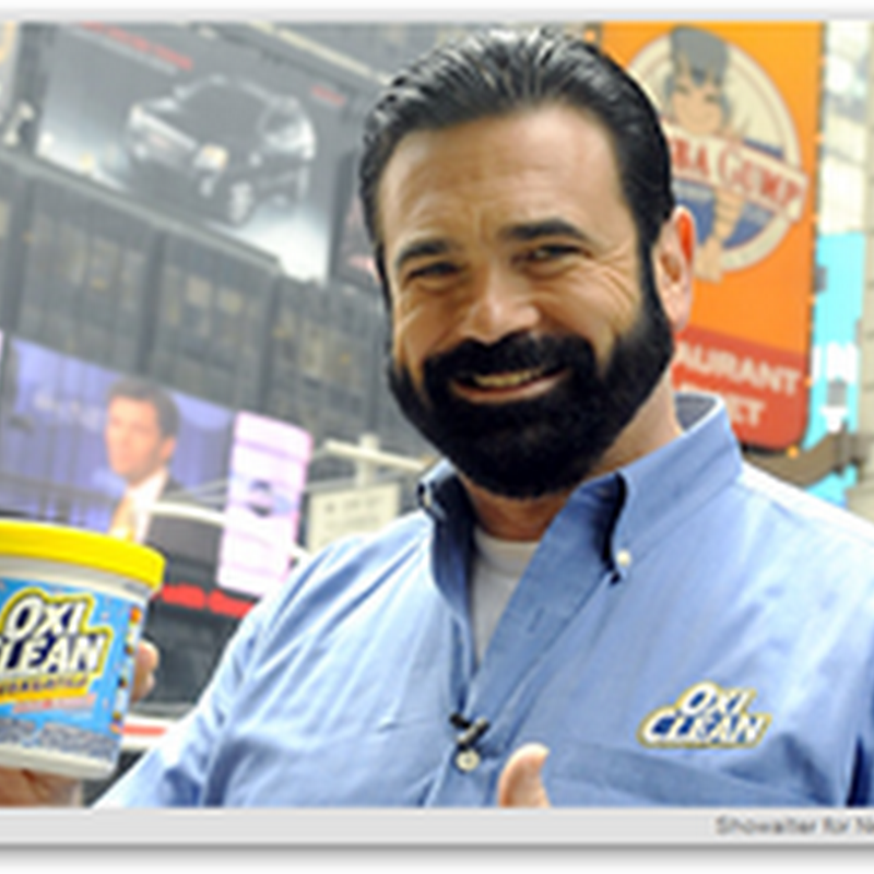Billy Mays from Television Commercials for OxiClean Dies from an Apparent Heart Attack
