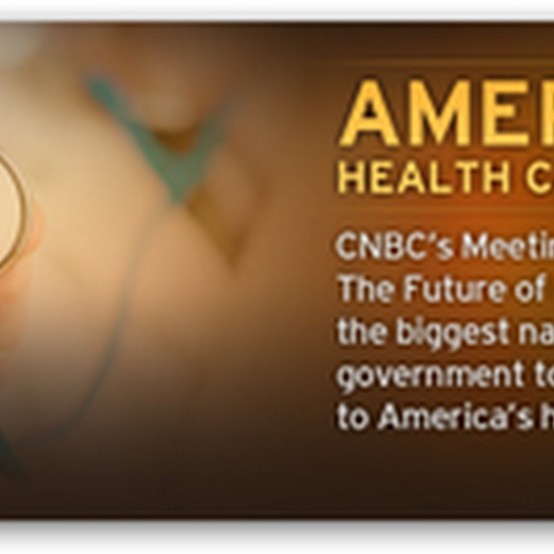 Meeting of the Minds: The Future of Heath Care on CNBC