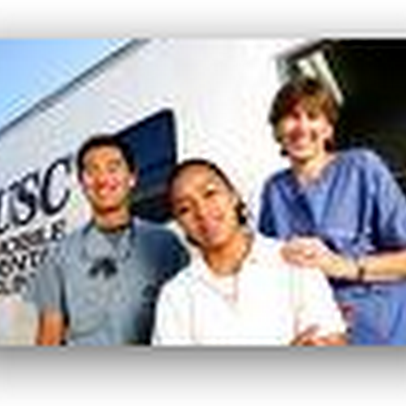 USC Mobile School of Dentistry Joins Remote Area Medical at the Forum in Los Angeles