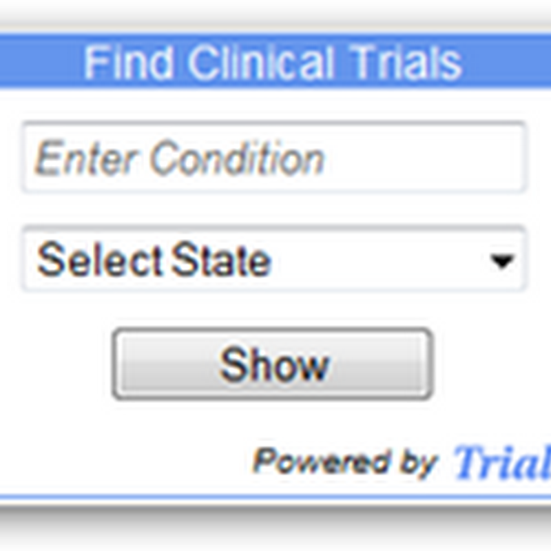 TrialX and CenterWatch Partner to Help Locate Additional Clinical Trial Information - Integrate with Personal Health Records