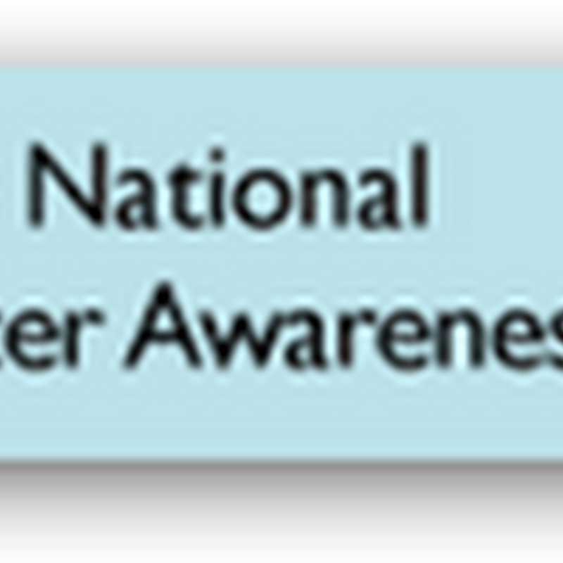 September – National Ovarian Cancer Awareness Month