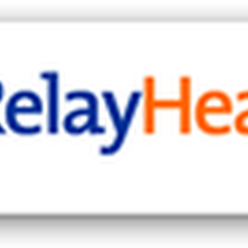 One Way to Get Physicians to Use MD/Patient Software – Pay Them to Use RelayHealth
