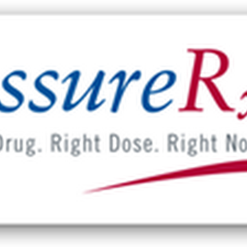 AssureRx Test Now Available – Genomic Information For Prescribing Psychiatric Medicine