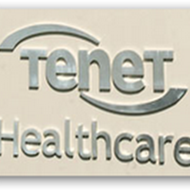 Tenet Healthcare Posts 3 Million Dollar Loss for 3rd Quarter