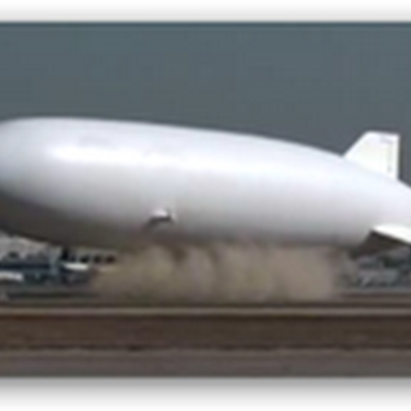 Something To Be Thankful About, I Think  – The Return of the Zeppelins Flying Over Los Angeles