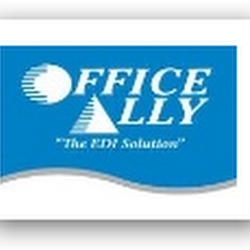 Office Ally Receives Electronic Health Network Accreditation – Privacy and HIPPA Compliance