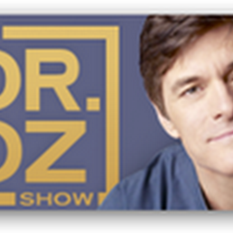 Dr. Oz Speaks about Mammograms and Breast Examinations