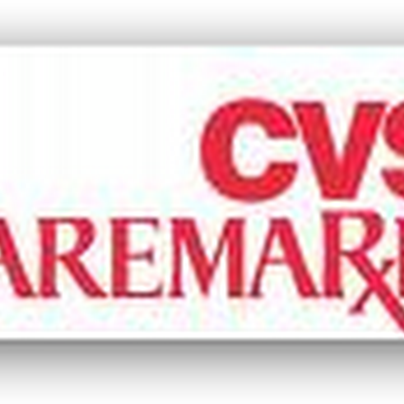 Walgreens Sends Letter to CVS Caremark Pharmacy Network – No More New CVS Plan Participants As It Disrupts With Inconsistencies Related To Our Business Plans