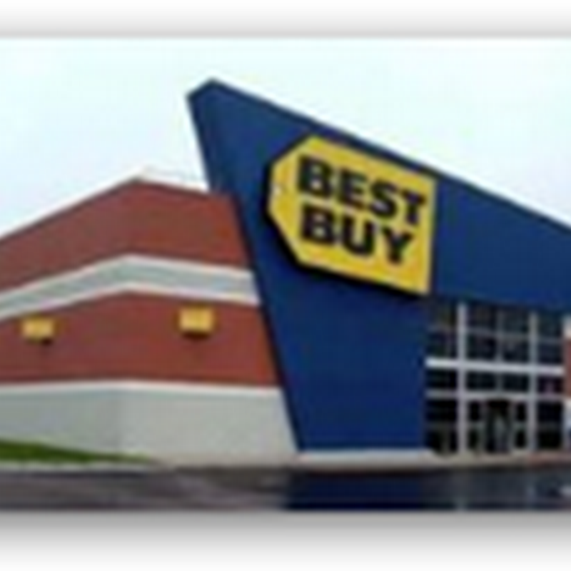 Best Buy To Rollout  Health and Fitness Products At 600 Stores