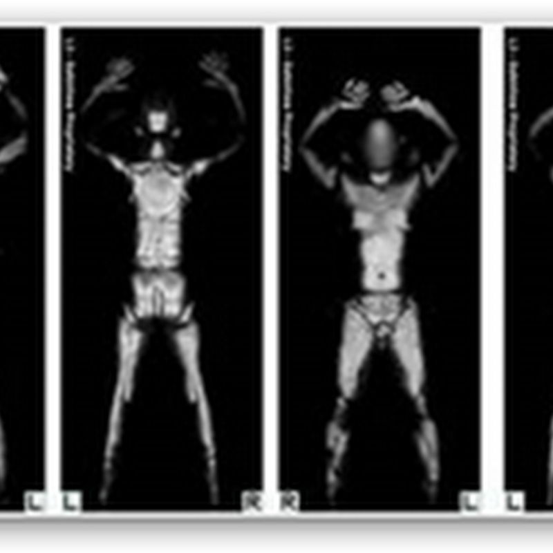 TSA Body Scans in the News Again–Government Admits To Storing–Algorithms Allow For Security Analysis On Steroids