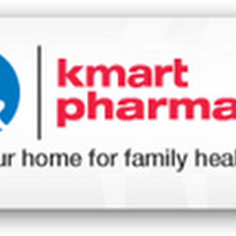 Blue Light Special at K-Mart–Free Aneurysm Screenings at the Pharmacy Department September 20- November 5th